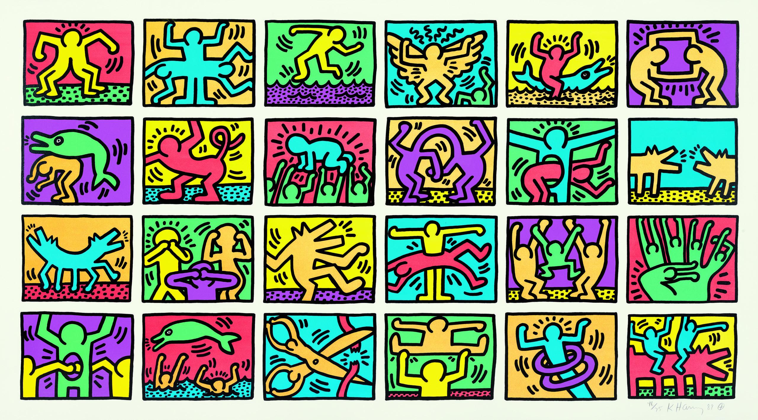 """Da Munch a Warhol e Haring: oltre 3 milioni per l'asta Sotheby's di """"Stampe e Multipli"""""""