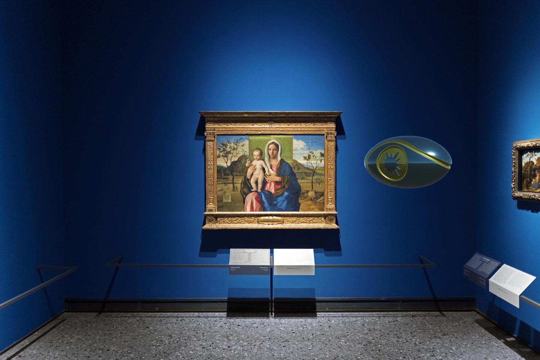 """Luca Pozzi: """"il mio regalo alla Pinacoteca di Brera"""""""