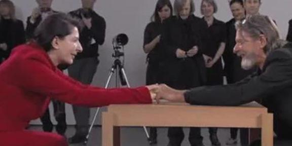 Marina Abramovic e Ulay al Met