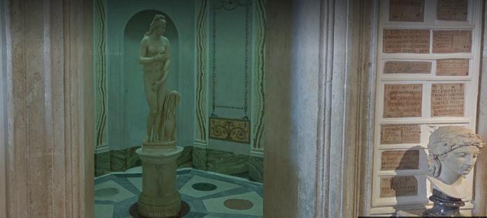 Musei Capitolini - Tour Virtuale