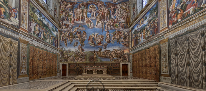 Musei Vaticani - Tour Virtuale