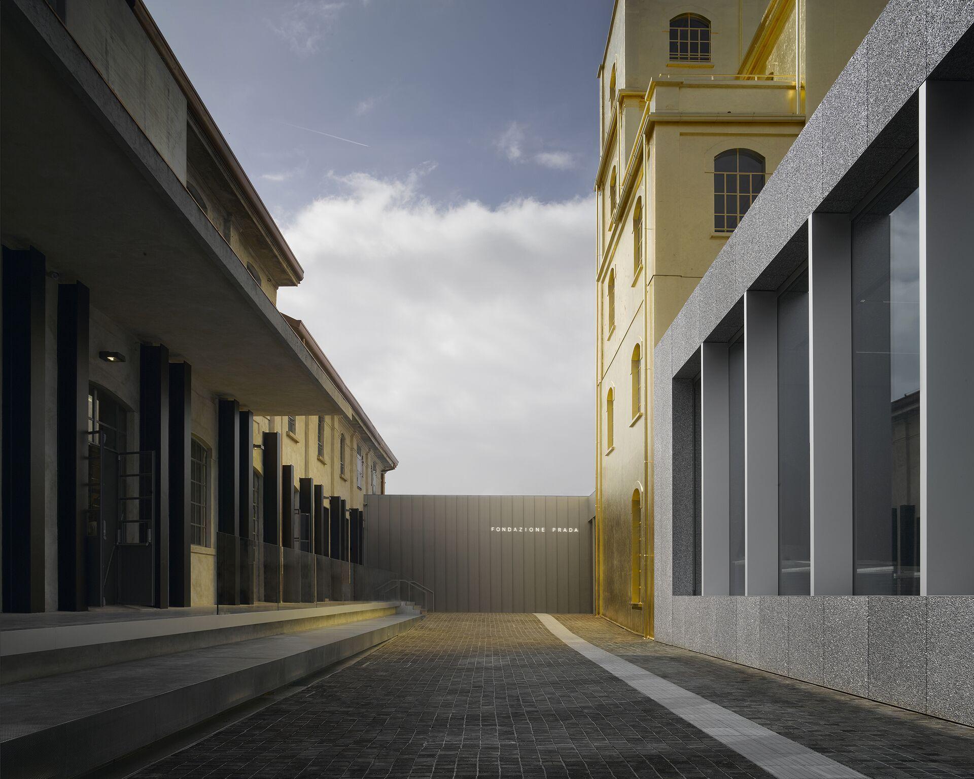 Fondazione Prada riflette sulla cultura: le iniziative online per vivere lo spazio durante la chiusura