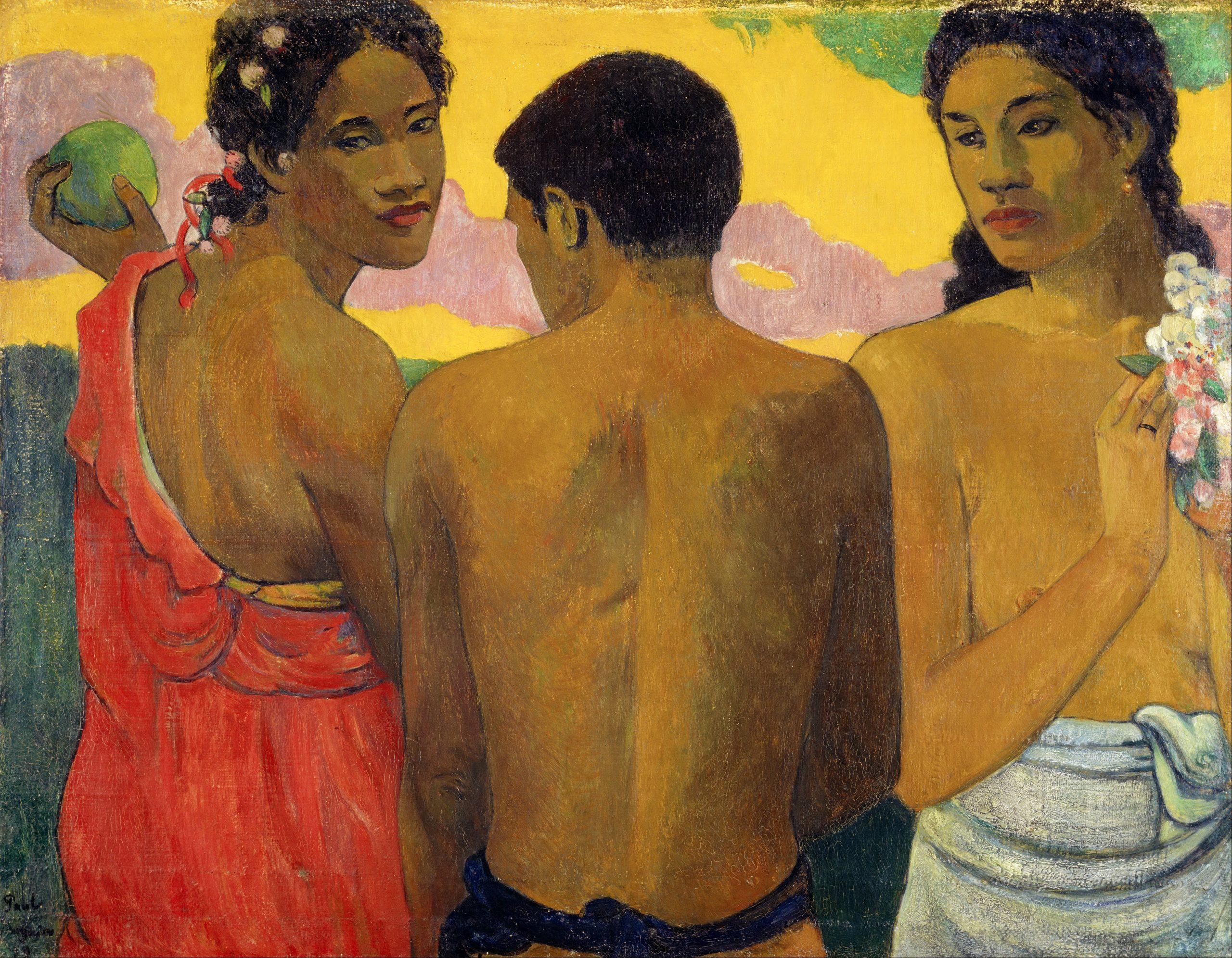 Paul Gauguin: amare appassionatamente le arti plastiche