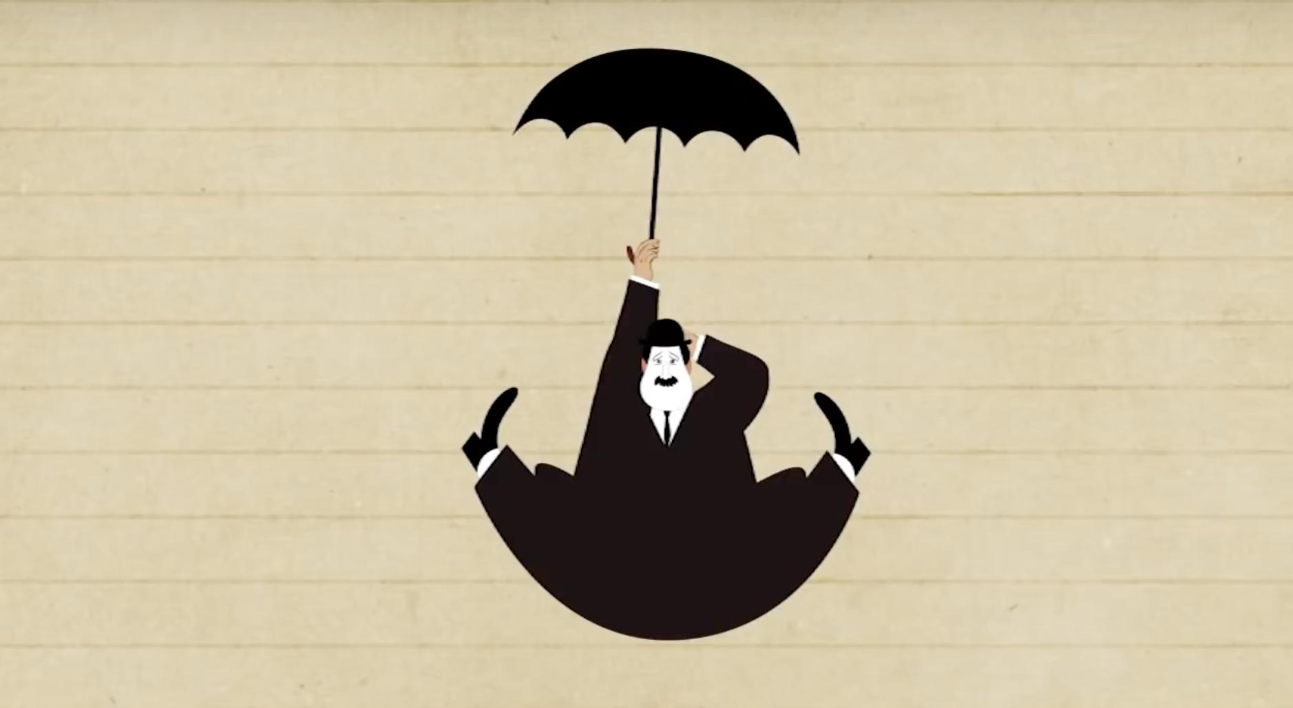 Dipingere con le parole. Un (bellissimo) video animato racconta la storia di Guillaume Apollinaire