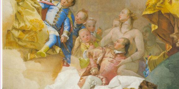 Tiepolo, affreschi di Villa Pisani