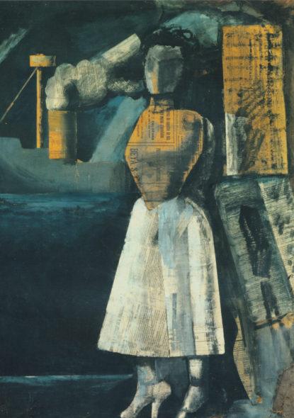 Mario Sironi, Venere dei porti