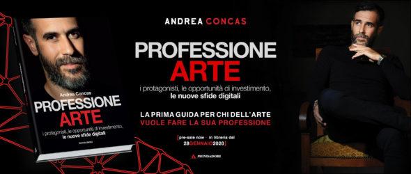 andrea concas professione arte