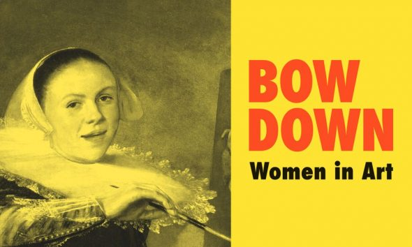 Bow Down - Women in Art