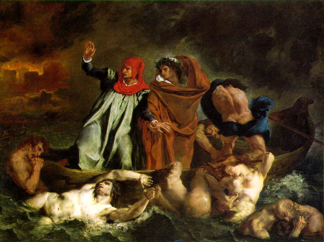 Quando la pittura racconta Dante: le trasposizioni pittoriche della Divina Commedia