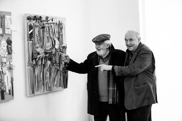 Collezioni che raccontano una vita: Gino Di Maggio e l'arte del secondo Novecento. La mostra in Francia