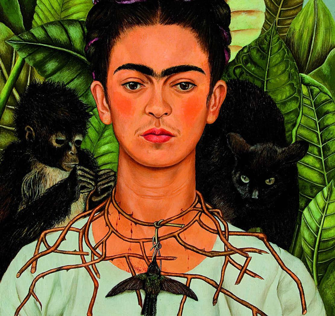Faces of Frida: pronti a visitare la più grande mostra virtuale dedicata a Frida kahlo?