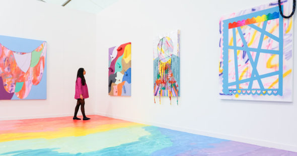 Frieze New York (The New York Times)