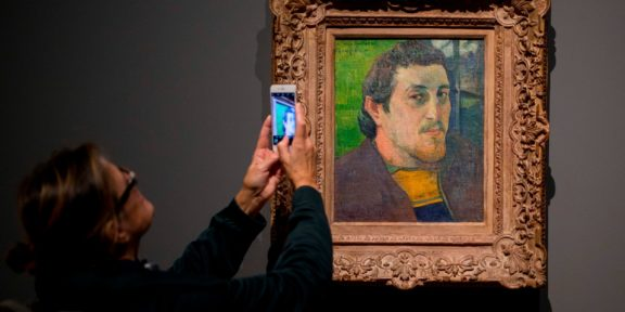 Gauguin (The Indipendent)