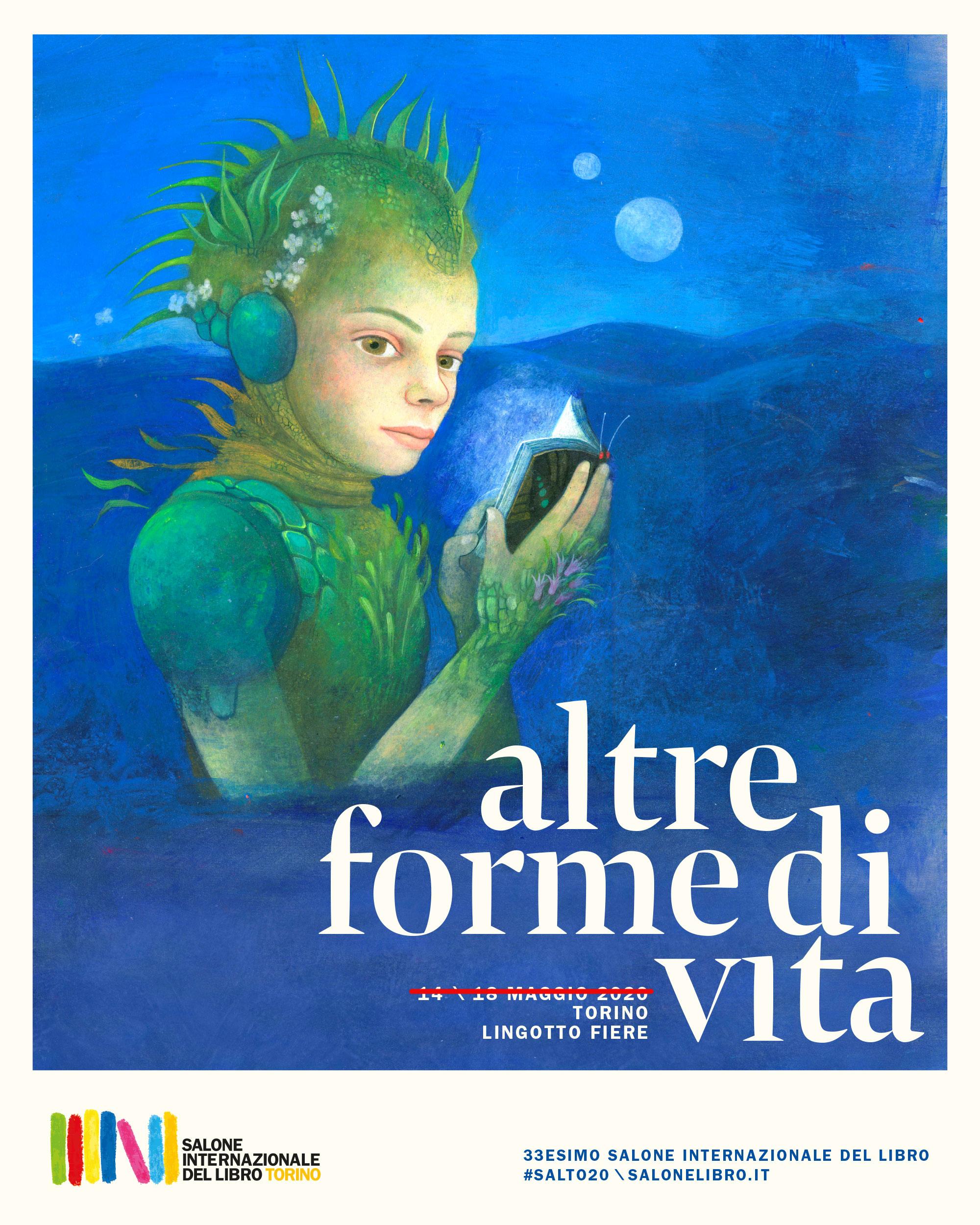 Rinviato anche il Salone del Libro di Torino. Era previsto a maggio