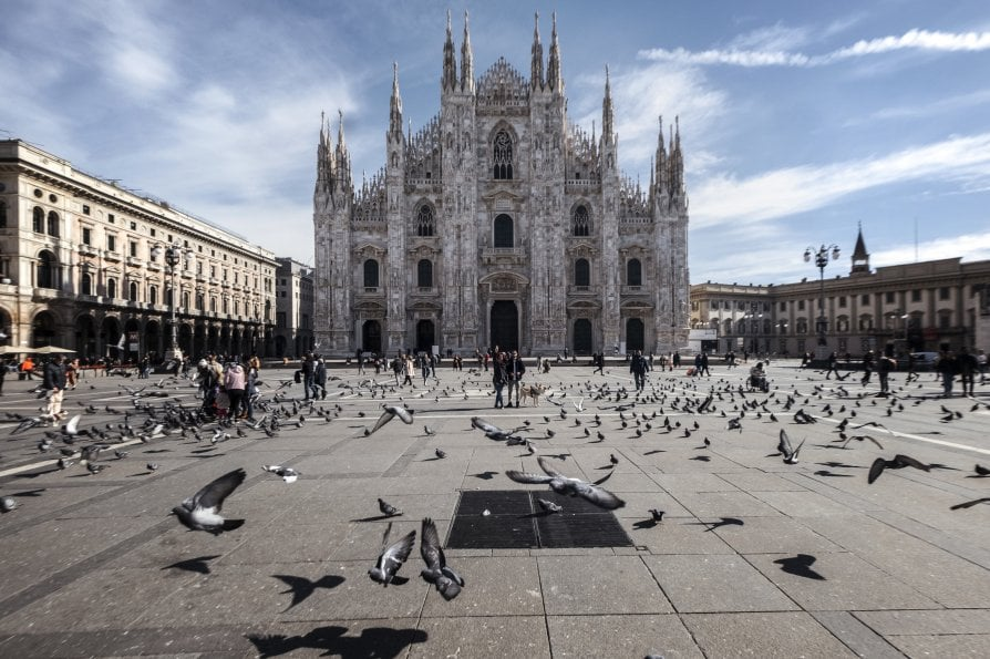 Roma, Firenze, Bologna e Milano durante l'epidemia, in un reportage tedesco su Arte Tv