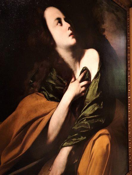 Maddalena penitente, 1628, di Massimo Stanzione da Rob Smeets