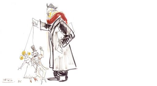Il ruolo del disegno nel cinema di Federico Fellini