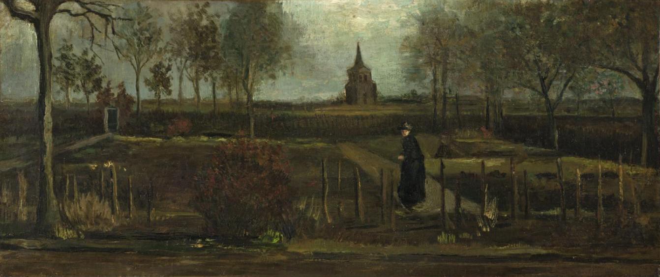Un quadro di Vincent van Gogh rubato dal Museo di Singer Laren in Olanda