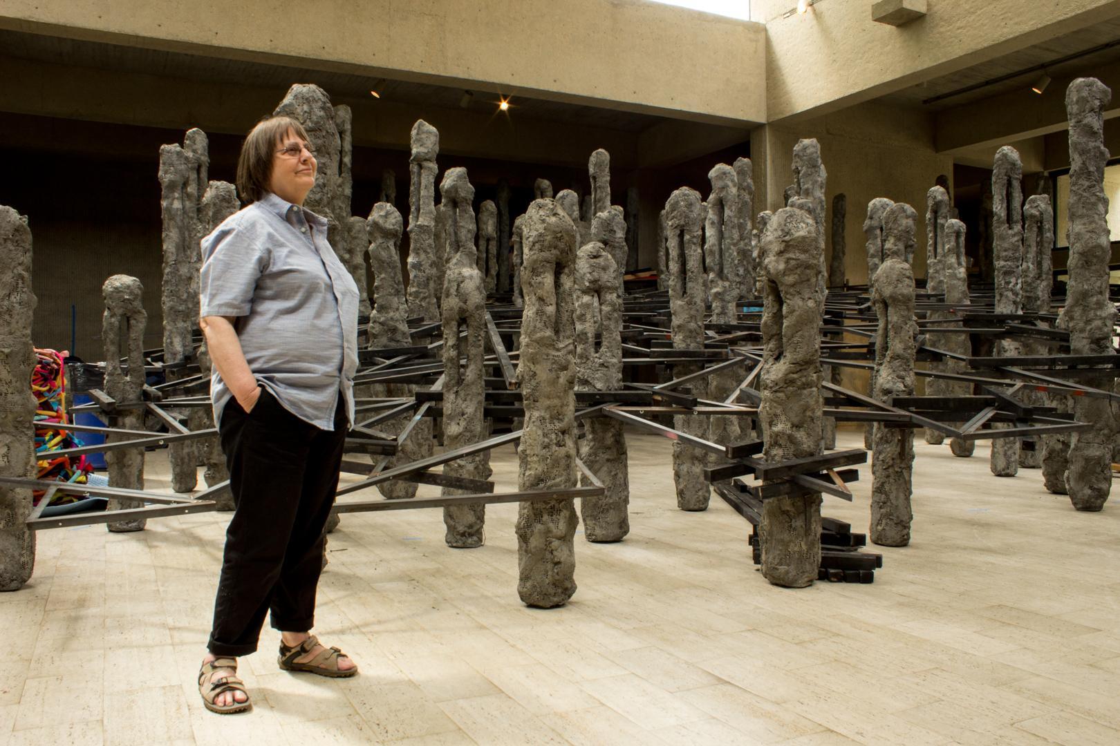 PHYLLIDA. Il documentario della Royal Academy dedicato alla scultrice inglese