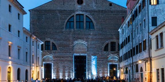 Ocean Space, Chiesa di San Lorenzo, Foto_ Nicolò Miana