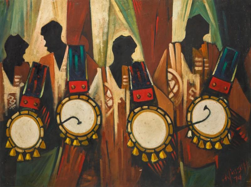 Cinque record e crescita globale. Arte Africana sugli scudi nell'asta online di Sotheby's