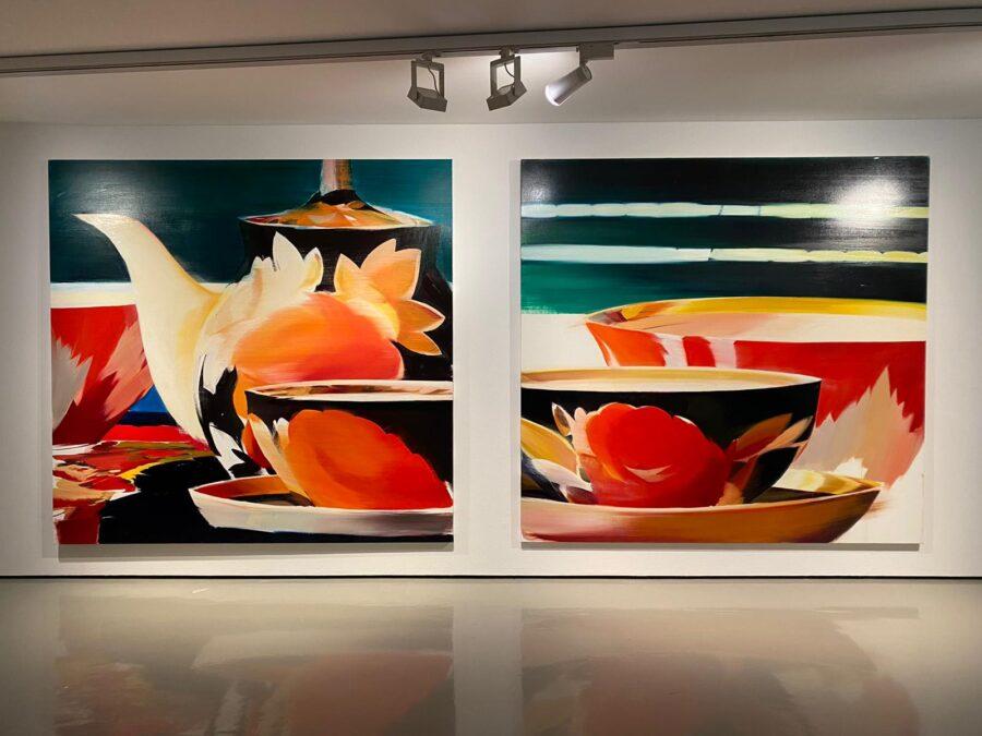 Andrea Fontanari, Ciò che vedo. Nuova figurazione in Italia, Exhibition view, MART Museo di Arte Moderna e Contemporanea di Trento e Rovereto, G