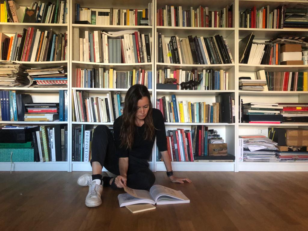 Direttori (di museo) in quarantena. Chiara Casarin