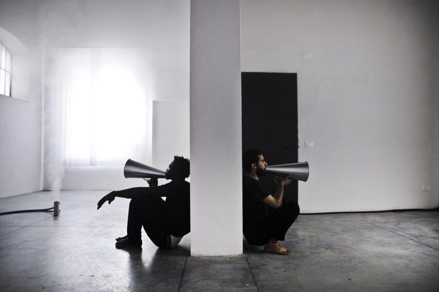 Francesca Grilli, The Forgetting of Air - Photo @ Fondazione Teatro Metastasio di Prato - Simone Ridi.