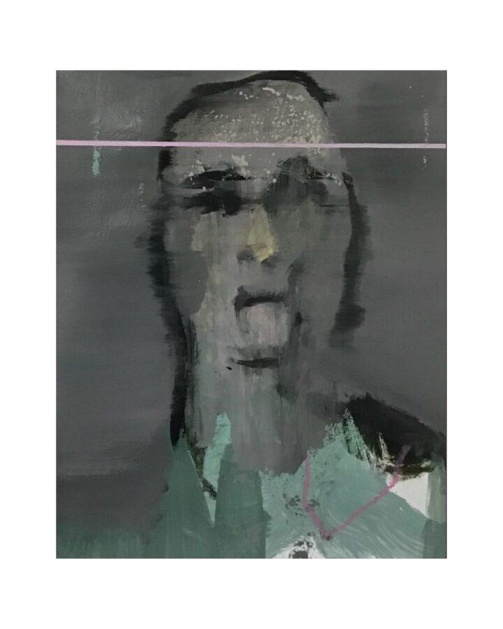 Giacomo Modolo,(Sparire_in_7_giorni)_mista_su_carta_30x21cm_2020