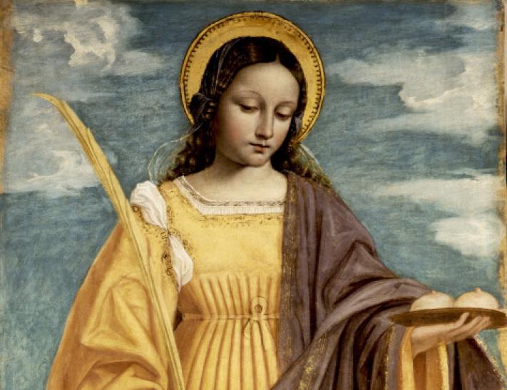 Chi è chi? Semplici trucchi per riconoscere i santi nelle opere d'arte