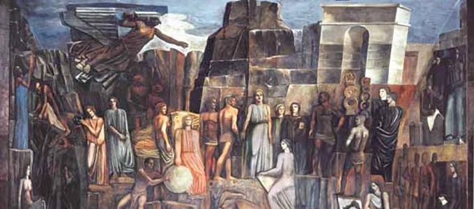 In nome dell'arte: come il fascista Mario Sironi fuggì dalla Milano liberata