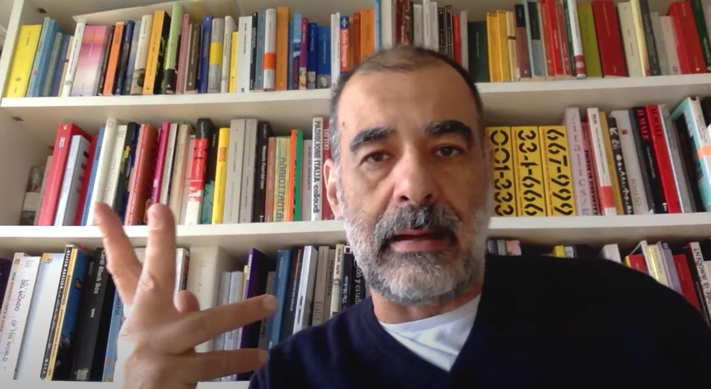 Lezioni d'arte contemporanea / 4. Poetiche dell'informale nel nuovo video di Luca Beatrice
