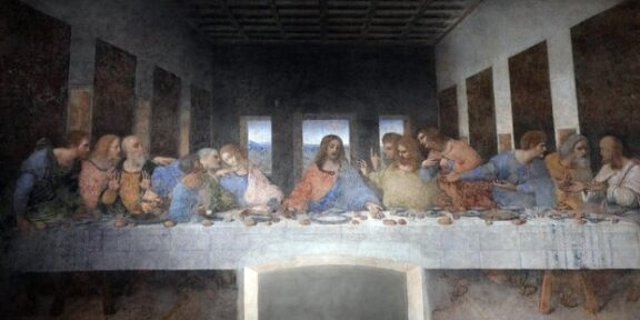 L'ultima cena, Leonardo