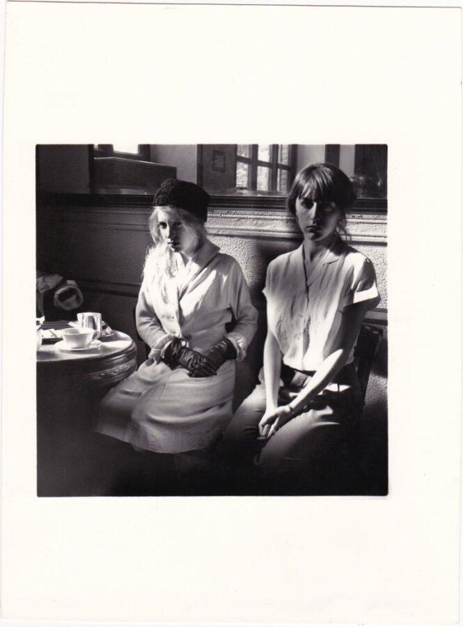 Francesca Woodman e Sabina Mirri