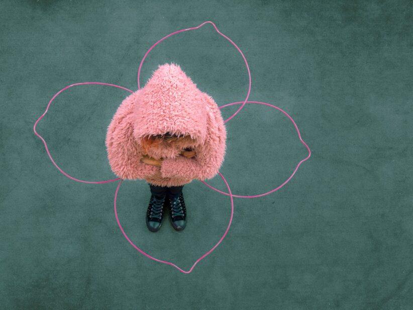 Pink Corolla
