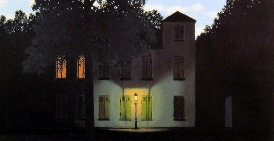 Renè Magritte, L'impero delle luci, 1953-54