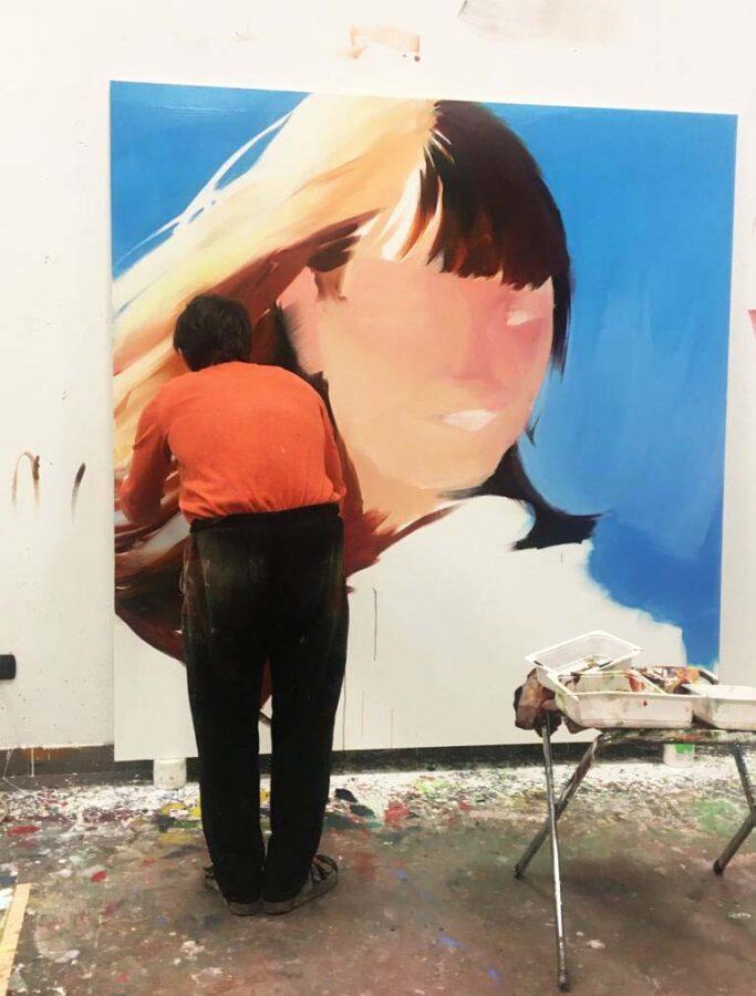 Ritratto in studio 2020- Andrea Fontanari