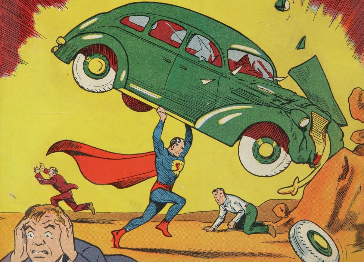 Da Superman a Batman, fino a Wonder Woman. La Collezione Levine all'asta, il Sacro Grall dei fumetti