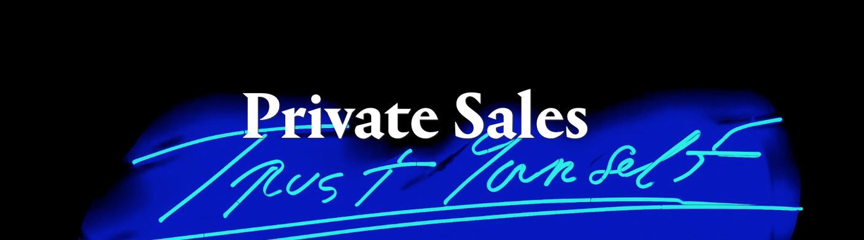 E' partita la 'private sale viewing room' di Phillips. Con Tracey Emin, Hirst, Kusama, KAWS e Freud