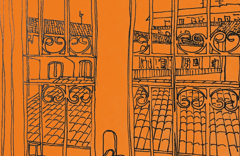 Disegna o fotografa quello che vedi dalla finestra e condividilo. Arriva lo Sketchmob social!