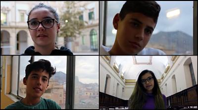 Stefania Galegati Shines, Le grandi domande, 2017, video