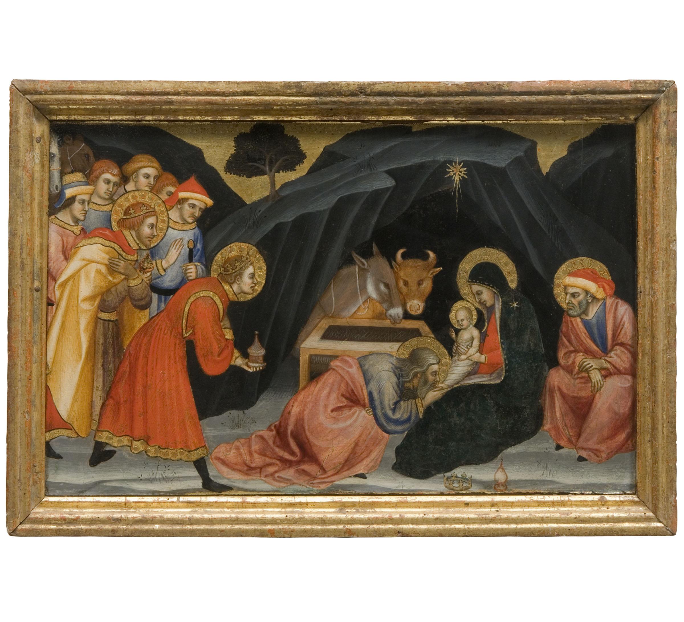 Pittori riscoperti: l'arte di Taddeo di Bartolo in mostra in Umbria