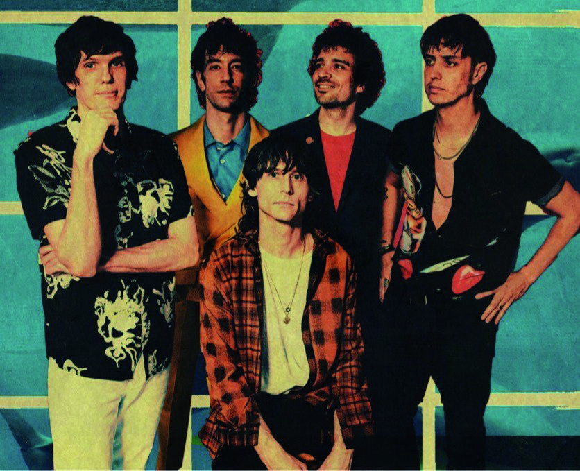 The Strokes - Photo credit Jason McDonald