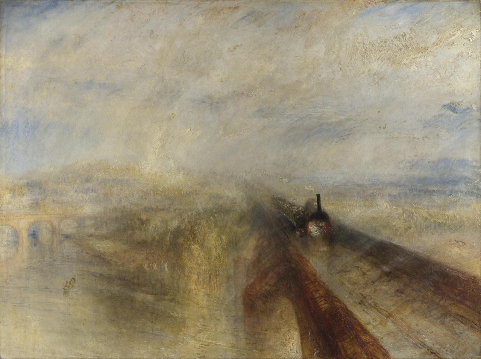 Cinque minuti di meditazione attraverso un'opera di William Turner