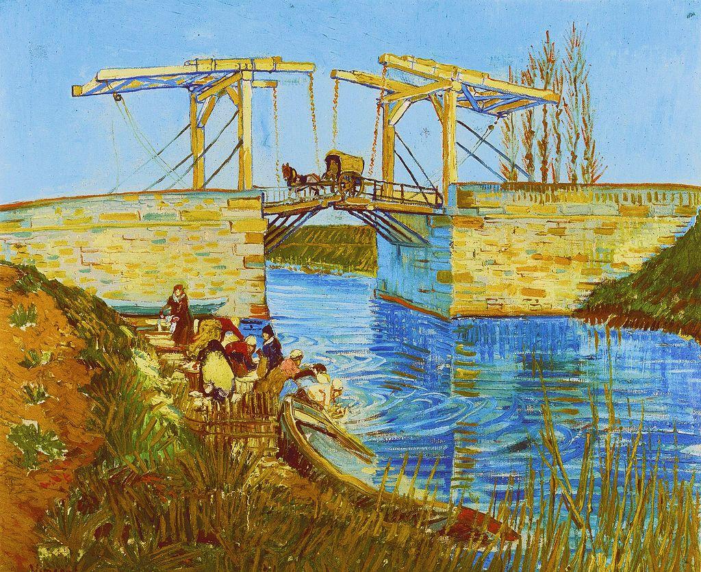 I ponti nella pittura. Da Canaletto a van Gogh, fino ai contemporanei