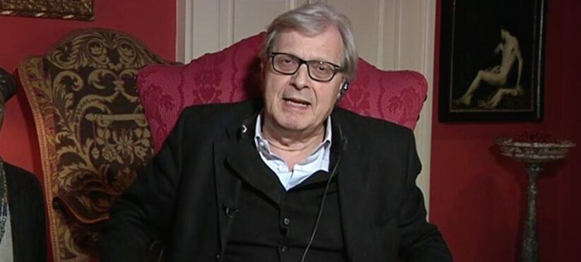 Vittorio Sgarbi ospite di Quarta Repubblica