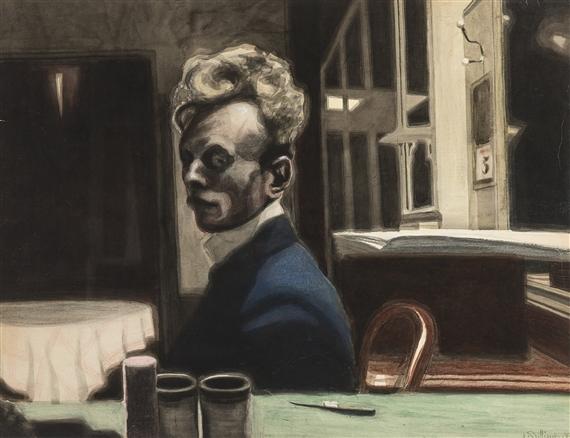 Léon Spilliaert: il tour virtuale della mostra dedicata al simbolista della notte interiore