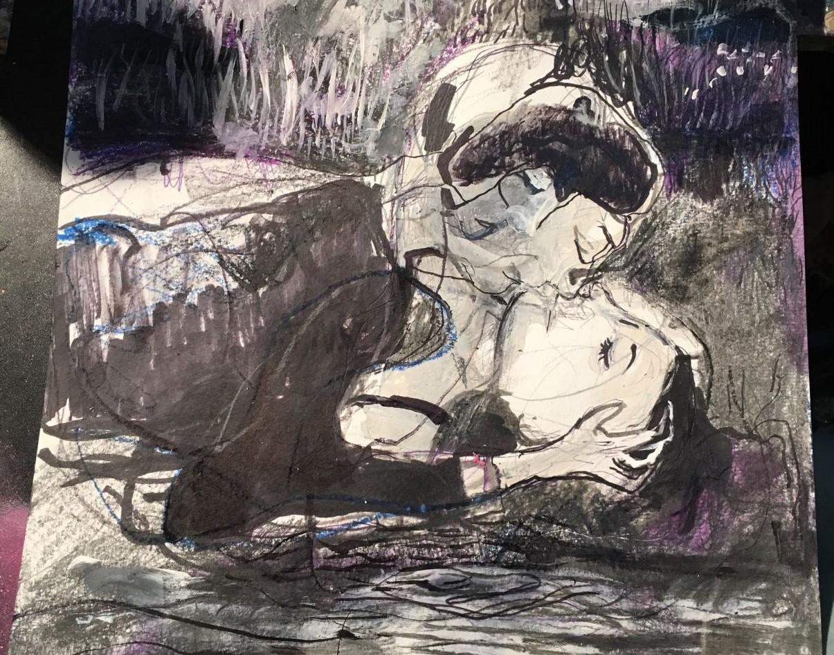 Arte balsamo della psiche. La quarantena degli artisti, Silvia Argiolas