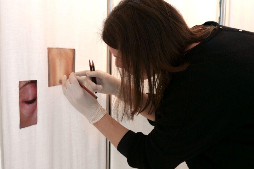 Chiara Enzo, 2018, Fondazione Il Lazzaretto, fotografia di Silvia Gottardi