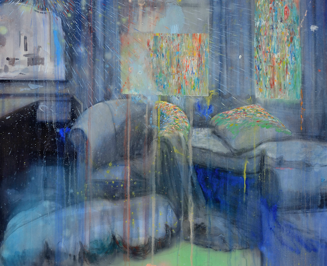 18 grandi artisti raccontano la realtà contemporanea al tempo della pandemia, super collettiva online di Galleria Poggiali